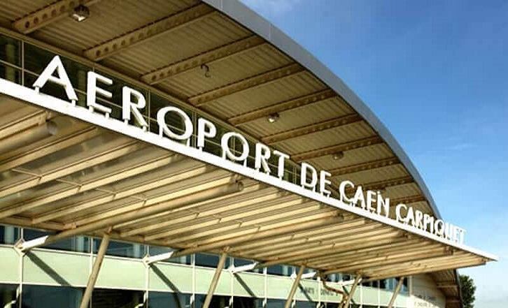 Taxi aeroport-de-caen-carpiquet